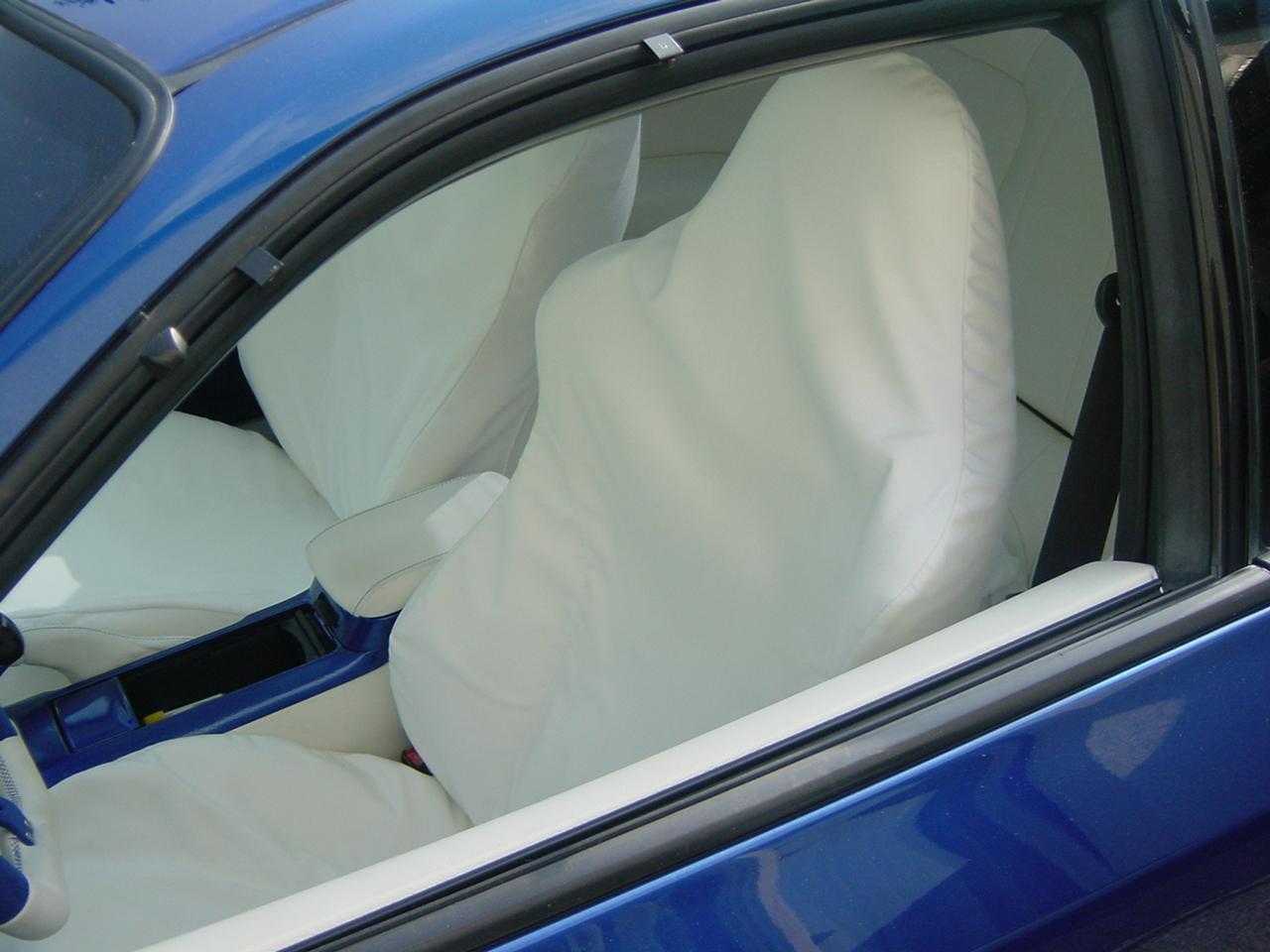 honda crx auto h lle lederinterieur stickerei in den sitzen. Black Bedroom Furniture Sets. Home Design Ideas